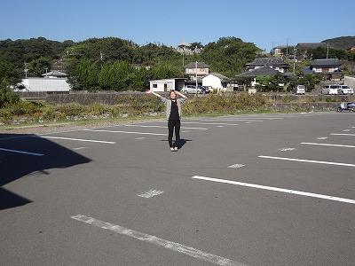 中道駐車場