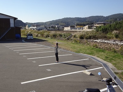 駐車場01
